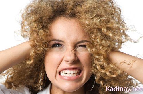 Kıvırcık Saçlar için Bakım Önerileri