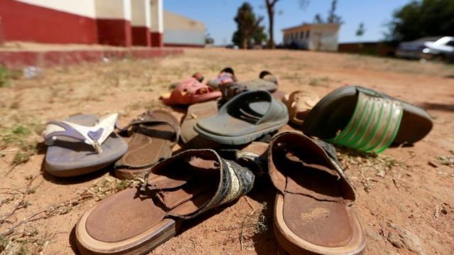 Nijerya'da yatılı okula saldırı: 'Yüzlerce kız öğrenci kaçırıldı'